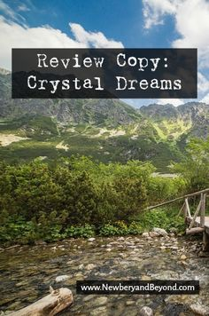 Book review by Newbery and Beyond: Crystal Dreams #spon   Pretty Darn Good