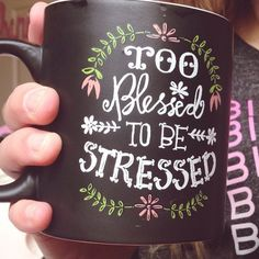 too blessed to be stressed // stephanieorefice.net