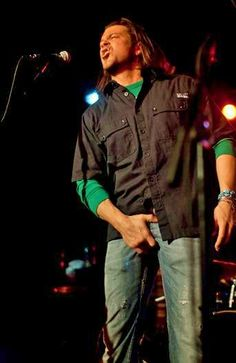 in concert.. dont know who to credit for picture.  This is #ChristianKane actor, singer, songwriter, stuntman, cook!
