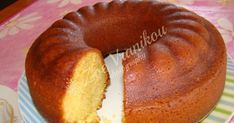 Greek Sweets, Greek Desserts, Sweet Pastries, Sweets Recipes, I Foods, Cake Pops, Doughnut, Deserts, Food And Drink