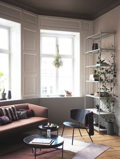 Proving Scandi interiors needn't be all white: inside The Home, Copenhagen by Ferm Living - cate st hill Living Room Lighting, Living Room Decor, Etta Jones, Living Room Designs, Living Spaces, Interior Styling, Interior Design, Mid Century Living Room, Home And Living