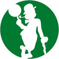 1cd867869b1c Boston Celtics Alternate Logo on Chris Creamer s Sports Logos Page -  SportsLogos. A virtual museum of sports logos
