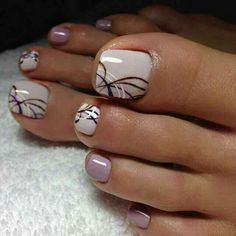 The Fundamentals of Toe Nail Designs Revealed Nail art is a revolution in the area of home services. Nail art is a fundamental portion of a manicure regimen. If you're using any form of nail art on your nails, you… Continue Reading → Pretty Toe Nails, Cute Toe Nails, Toe Nail Art, Fancy Nails, Gorgeous Nails, Acrylic Nails, Coffin Nails, Stiletto Nails, Pretty Toes