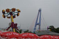 A Day at the Beach - Dalian, China Dalian China, Gallery, Beach, Fun, Roof Rack, The Beach, Beaches, Hilarious