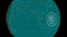 EQ3D ALERT: 9/3/16 - 5.9 magnitude earthquake in Lapinigan, Philippines