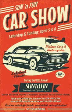 SUN 'n FUN » Car Show at SUN 'n FUN