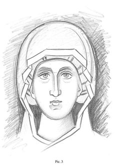 Byzantine Art, Byzantine Icons, Religious Icons, Religious Art, Painting Process, Painting & Drawing, Jesus Painting, Religious Paintings, Classical Art