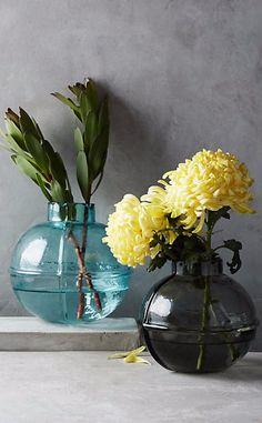 Glass Rotunda Vase #anthrofave