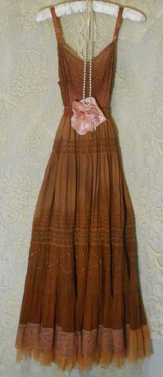 hippie dress! :)