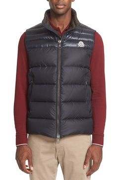 0b3a23c1eba Moncler  Dupres  Quilted Down Vest