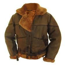 Bildergebnis für pilot vest leather