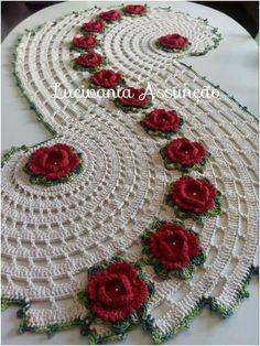 Filet Crochet, Spiral Crochet, Crochet Diagram, Thread Crochet, Crochet Motif, Crochet Doilies, Crochet Stitches, Crochet Flower Scarf, Crochet Flower Tutorial