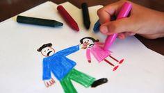 Descubre el significado de los dibujos de los niños