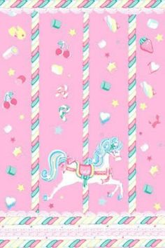 Sugary Carnival Background