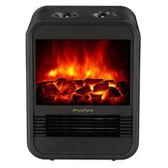 Mini Portable Electric Fireplace