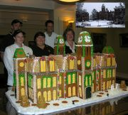 Gingerbread Woodburn Hall