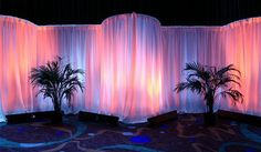 pipe and draping ideas - Google Search