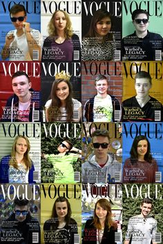 Warhol's Legacy (Vogue Covers)