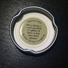 Snapple real fact 714