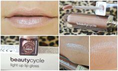 #beatycycle #lips #lipstick #beauty #natural #highcosmetics #kamzakrasou #test #beuty #new beautycycle-svietiaci-lesk-na-pery