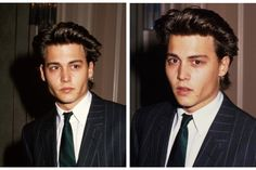 young johnny depp will be the death of me