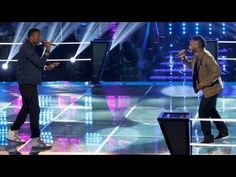 C. Perkins vs. Kris Thomas - The Voice Highlight