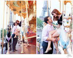 EN ROUTE PHOTOGRAPHY - http://enroute-blog.com/ben-jennie-engagement-session-in-paris-part-deux/