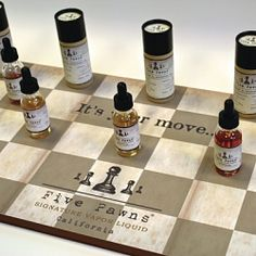 Five Pawns eLiquid