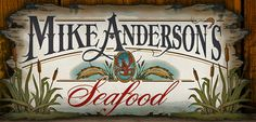 Mike Anderson's Seafood - Arguable one of the best places to eat in Louisana - www.mikeandersons.com