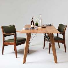 Bliss Dining Table // Woolsey Atelier