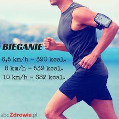Bieganie stanowi wspaniałe wsparcie treningu siłowego ukierunkowanego na rozwój mięśni danej partii ciała. W czasie joggingu wzmocnieniu ulegają mięśnie brzucha, ramion, nóg, pośladków. Przeciętnie biegacz w trakcie godziny biegu jest w stanie spalić 400-700 kcal.  #bieganie #jogging #running #trening #training #kalorie #calories #training #fit #slim #fitness #cardio #healthy #zdrowie #abcZdrowie