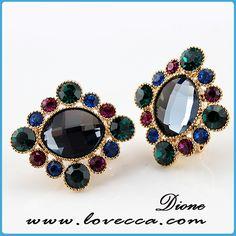 Item No.:AE1(475) #Wholesale, #swarovski, #earrings, #jewelry, #crystal, #love, #wedding, #bridal, #diamond, #fashion, #factory
