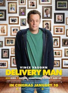 有種戇男/百萬精先生 (Delivery Man) poster