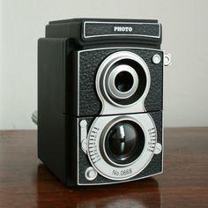 camera pencil sharpener, from graham & green