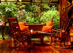 Congo Bongo - Dream Nature House Relaxing Area