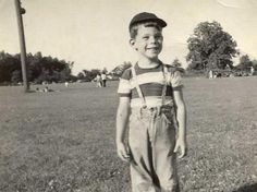 Childhood/baby photo of author Stephen King http://celebrity-childhood-photos.tumblr.com/