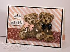 Image result for stampin up Baby bear card ideas