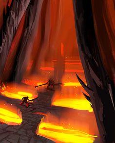 lava viking