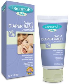Lansinoh® Diaper Rash Ointment | Lansinoh - what I love most about this is that it is very smooth and goes on pretty much clear.  I haven't been able to find this for awhile, so I think it might be discontinued.