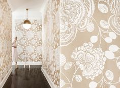 wallpapered | pencil and paper co | genifer goodman sohr