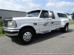 1997 Ford F-350 XLT Super Duty OBS Classic 7.3 Power Stroke Turbo Diesel Dually $9,995 - Visit us at www.davisautosales.com or www.davis4x4.com for more information and vehicles for sale!