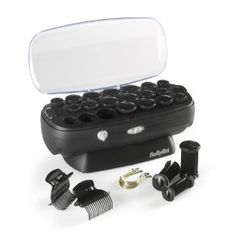 How to use Heated Rollers : The Babyliss ThermoCeramic Rollers - Haircuts & Hairstyles