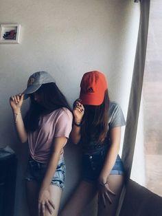 Inspiração de foto para fazer com a sua melhor amiga♡ instagram: fer_furucho