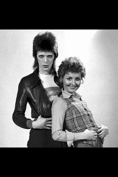 David Bowie and Lulu David Bowie Born, David Bowie Starman, Berlin, Ziggy Played Guitar, Moonage Daydream, Pretty Star, Major Tom, Ziggy Stardust, Miles Davis