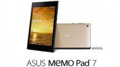 ASUS MeMO Pad 7 özellikleri