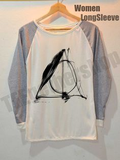 Deathly Hallows Fire  Magic Spell Shirt Harry by Teegethershop, $16.99