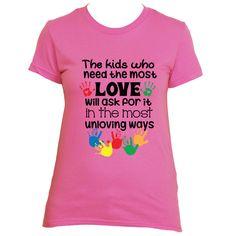 Kids Need Love | The Urban Ed Shop