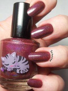 Eat Sleep Polish - Painting the Roses Red.