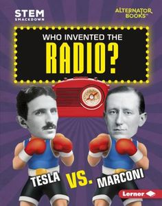 You may have heard that Guglielmo Marconi invented the radio, but the inventor Nikola Tesla was working on radio technology at the same time! See how two invention powerhouses faced off in a race to create the first long-range radio. May 2018
