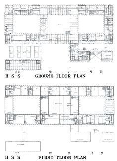 Ground Floor Plan. 149 Rue Des Suisses consist of two main ...